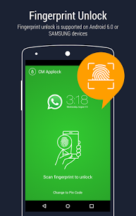 Android Apps Sperren