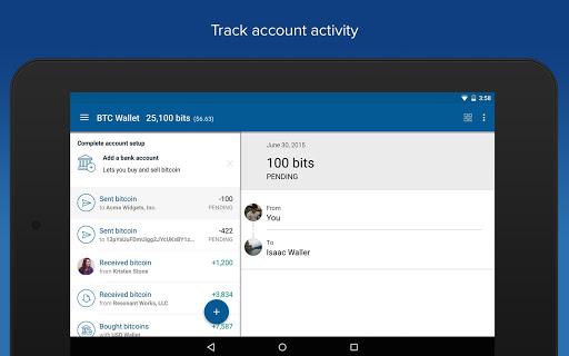 Bitcoin Wallet Coinbase Android Apps Kostenlos