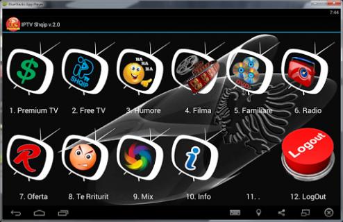 iptv shqip android apps kostenlos. Black Bedroom Furniture Sets. Home Design Ideas