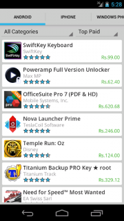Android App Store Kostenlos